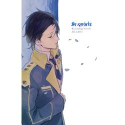 Re;quartz Re;cording novels