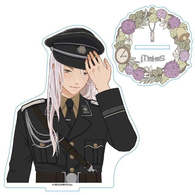 MakeS ‐おはよう、私のセイ‐ アクリルスタンド 06 軍服