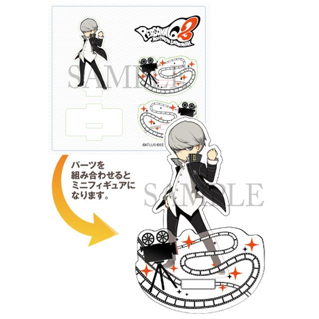 『ペルソナQ2 ニュー シネマ ラビリンス』ゆらゆらアクリルミニフィギュア Vol.2:BOX
