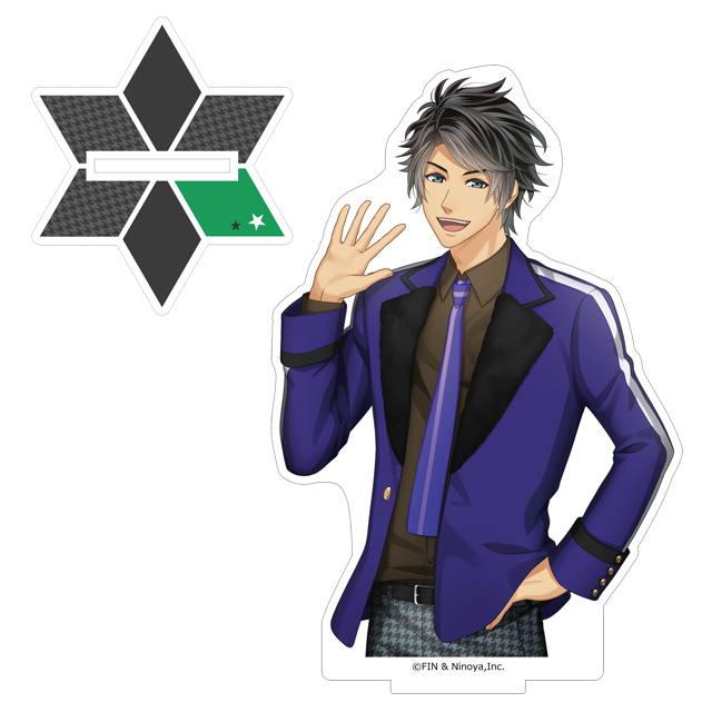 【30%OFF】Starburst!S+h(スプラッシュ)×ステラver.2 アクリルスタンド 具志堅晃