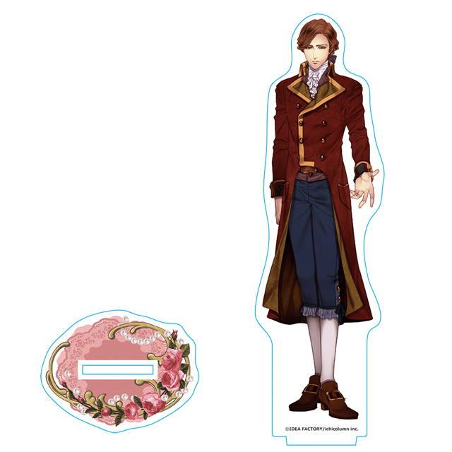 薔薇に隠されしヴェリテ アクリルスタンド07 ラファイエット侯爵_B
