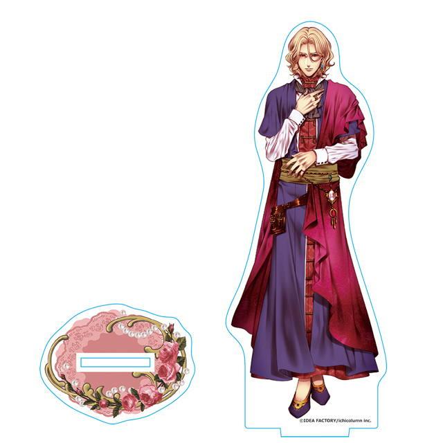 薔薇に隠されしヴェリテ アクリルスタンド12 ロゼール伯爵