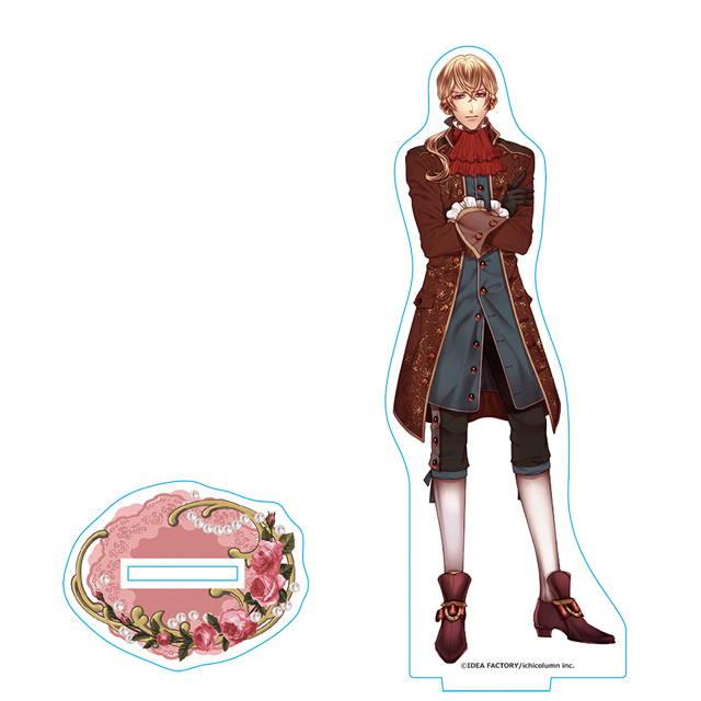 薔薇に隠されしヴェリテ アクリルスタンド15 アルトワ伯爵