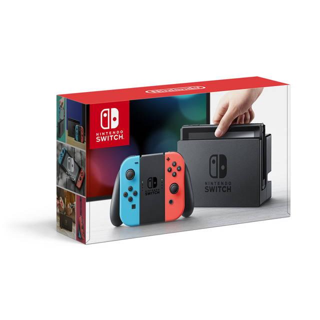 Nintendo Switch Joy-Con (L)ネオンブルー / (R)ネオンレッド