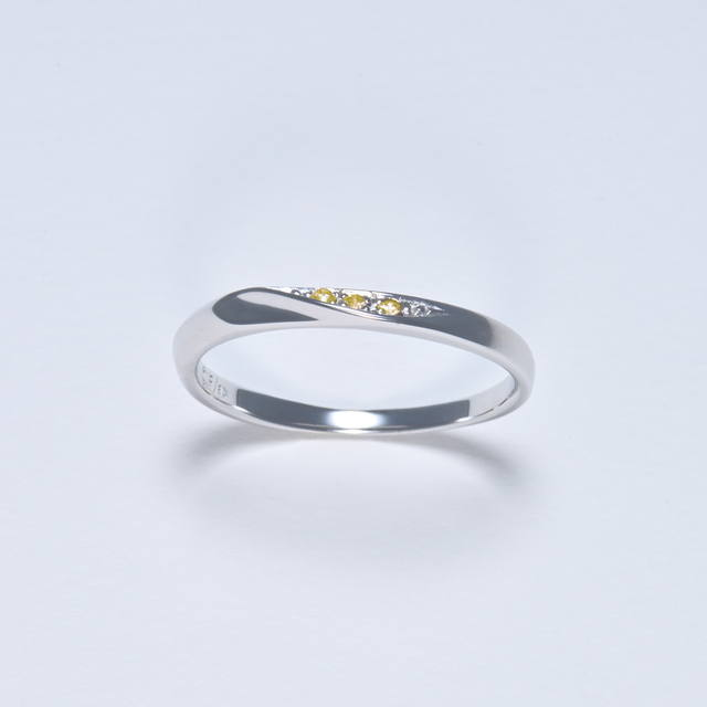 おとどけカレシ Precious Ring by BLOSSOM 陽向 遥/シングルリング サイズ7号