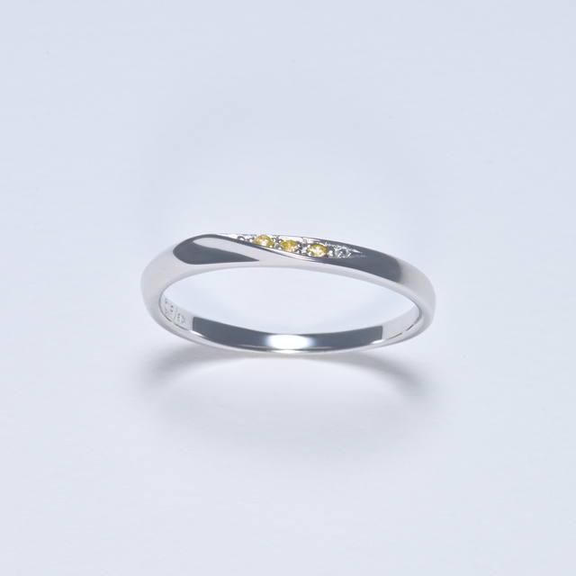 おとどけカレシ Precious Ring by BLOSSOM 陽向 遥/シングルリング サイズ11号