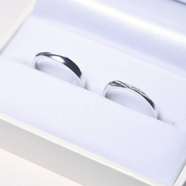 おとどけカレシ Precious Ring by BLOSSOM 矢吹千紘/ペアリング サイズ11号★特典付