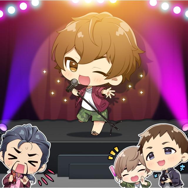 Paradise キャラクターソング アヅマ 俺の歌(通常盤)☆特典付