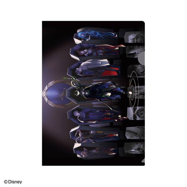 ディズニー ツイステッドワンダーランド クリアファイル キービジュアルA【再販】