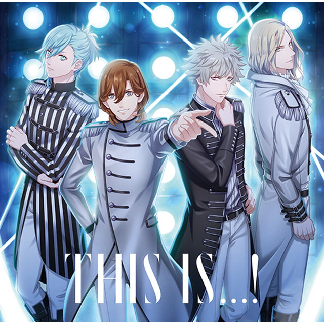 うたの☆プリンスさまっ♪「SUPER STAR/THIS IS...!/Genesis HE★VENS」QUARTET NIGHT Ver.★特典付