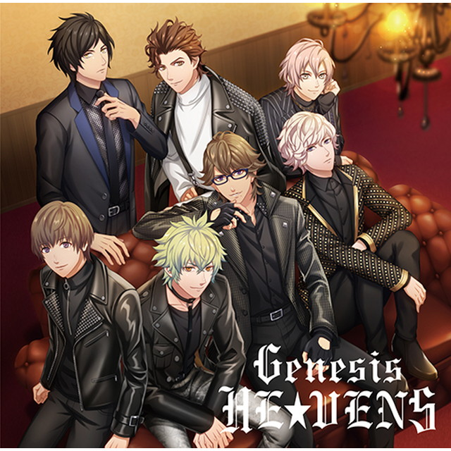 うたの☆プリンスさまっ♪「SUPER STAR/THIS IS...!/Genesis HE★VENS」HE★VENS Ver.★特典付
