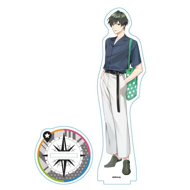 A's×Darling アクリルスタンド02 猫谷千草 大阪出張店2020記念ver.
