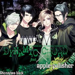 スマホブラウザ版 DYNAMIC CHORD feat.apple-polisher ダウンロードカード★特典付