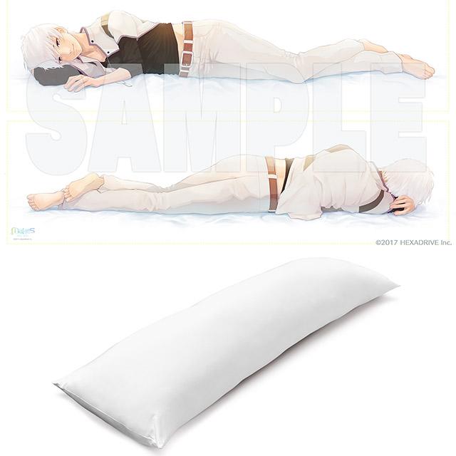 MakeS -おはよう、私のセイ- 抱き枕カバー&本体セット【完全受注生産/数量限定】+追加送料1500円